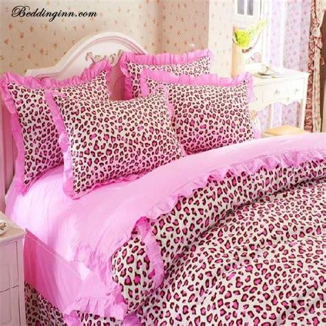 cheetah bedding pink cheetah bedding home decor