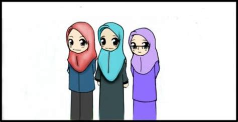 Botega Top Ori Hijabsister 120 best images about muslim on anime and drawings