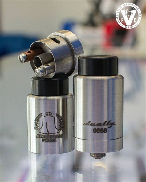 Dually Rda By Vaping dually rda by vaping american made products
