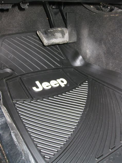 2001 Jeep Floor Mats by New Jeep Floor Mats Xj Project