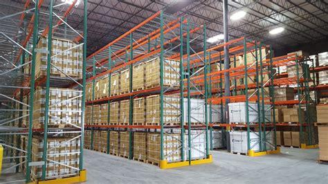 warehouse shelving manufacturers pallet rack damage repair or replace pallet rack
