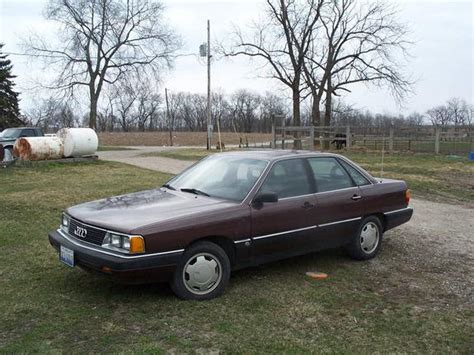 seattle s parked cars 1985 audi 5000s bad majick 1985 audi 5000 specs photos modification info at cardomain