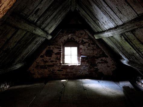 attic pictures creepy attic in old farm house melanoma flickr