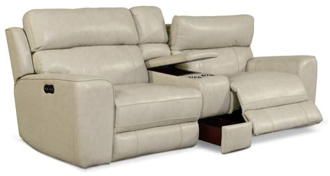 3 piece reclining sofa newport 3 piece power reclining sofa cream value city