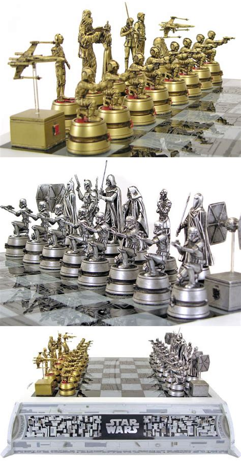 star wars chess sets epic star wars chess set