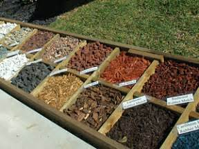 mulch choosing the best variety for your landscape