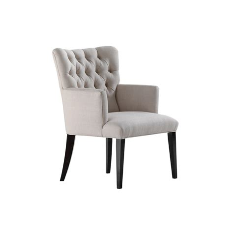 Cheap Tufted Dining Chairs Charles 901 T Eleanor Tufted Dining Chair Discount Furniture At Hickory Park Furniture