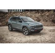 Jeep Cherokee Trailhawk Test Drive