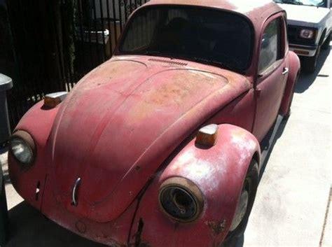 purchase  classic vw beetle ci  drag car rat rod project  chapin south carolina