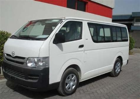 Used Toyota Hiace For Sale In Uae Toyota Hiace 2007 Commuter For Sale Uae Free