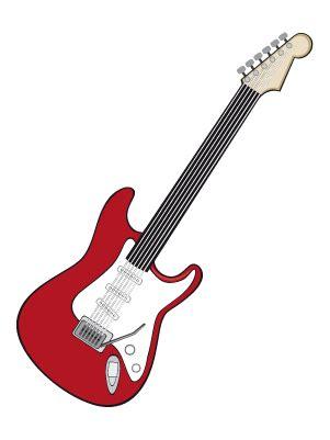 imagenes de guitarras rojas dibujos de personas para colorear y pintar todopap 225 s
