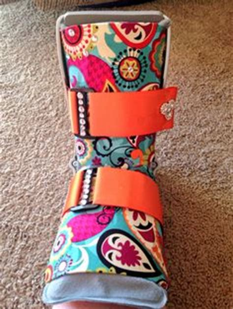 Decorate Your Cast by 1000 Images About Walking Boots And Crutches On