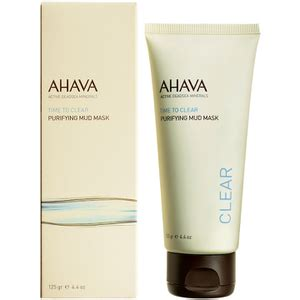 Ahava Instant Detox Mud Mask by Masks Cleansing Skincare Exfoliating Products