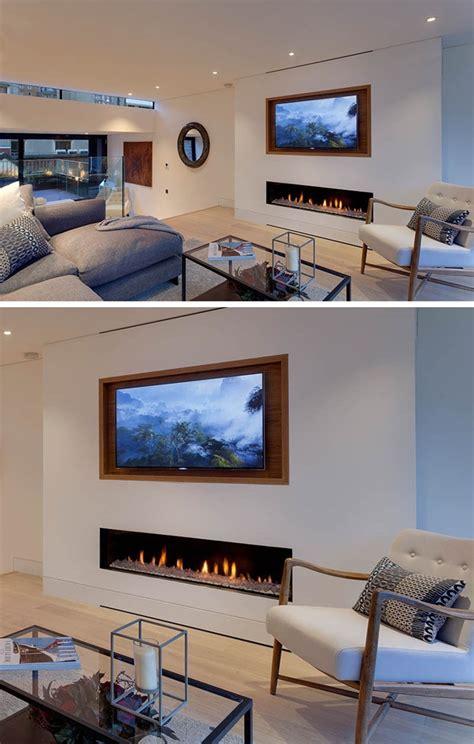 soggiorno tv arredare soggiorno con parete porta tv per schermo piatto