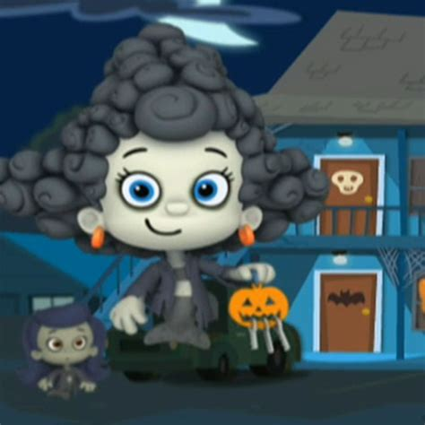 bubble guppies haunted house party 100 house party game media house party