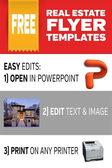 As 34 Melhores Imagens Em Open House Flyer Ideas No Pinterest Modelo De Panfleto Casa Aberta Powerpoint Real Estate Flyer Templates