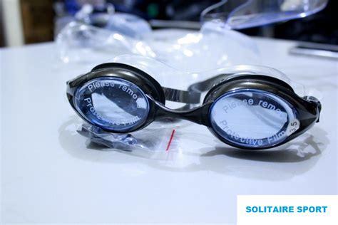 Kacamata Renang Minus jual kacamata renang original diadora optical minus kacamata renang minus solitaire sport