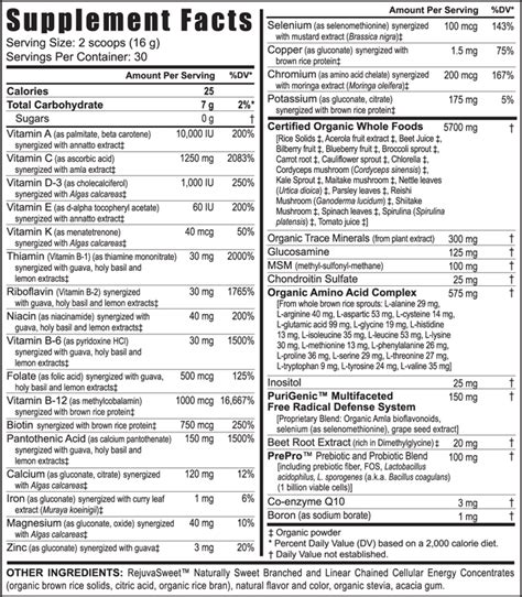 fruit 2 0 nutrition facts beyond tangy tangerine 2 0 nutrition facts nutrition ftempo