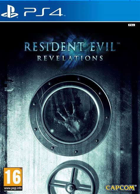 Resident Evil Revelation Ps4 resident evil revelations hd remake ps4 ebay