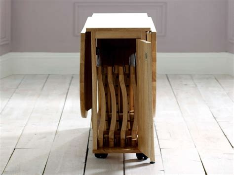 expandable tables for small spaces