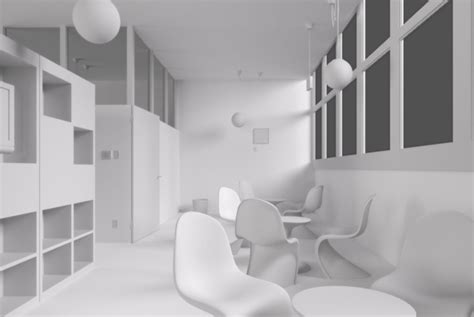 Modeling A Modern Interior Scene In Blender