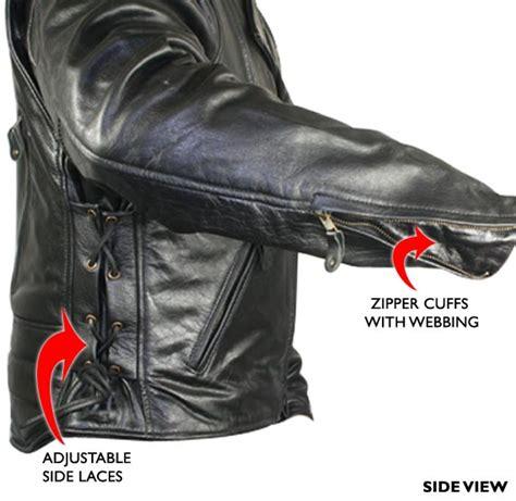Vest Zipper Kamen Rider Ryuga s leather vented cool rider jacket