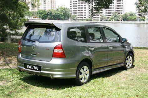 nissan grand livina malaysia nissan grand livina malaysia fastmotoring autos post