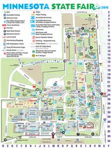 Wisconsin State Fair Map by Minnesota State Fair Maps And Directions