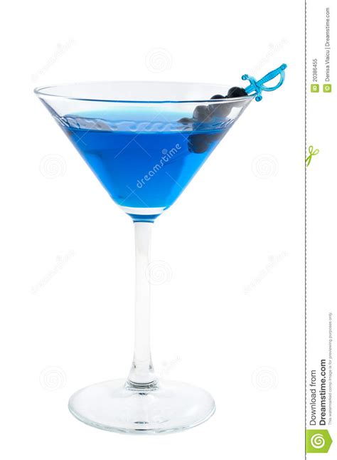 blue martini clip blue martini royalty free stock photo image 20386455
