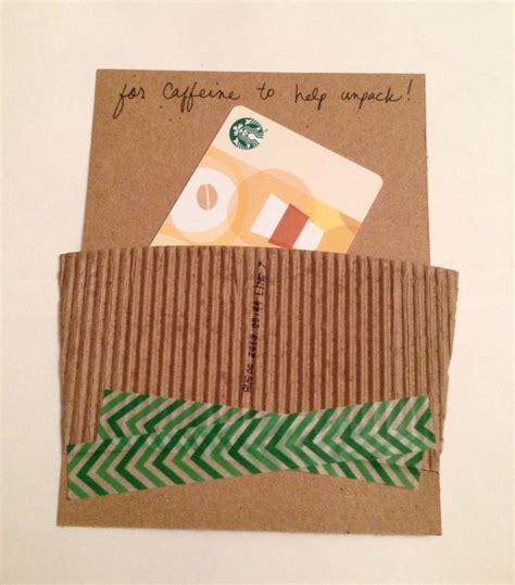 Starbucks Gift Card Holder - 17 best images about starbucks bottles on pinterest gift card holders candy corn