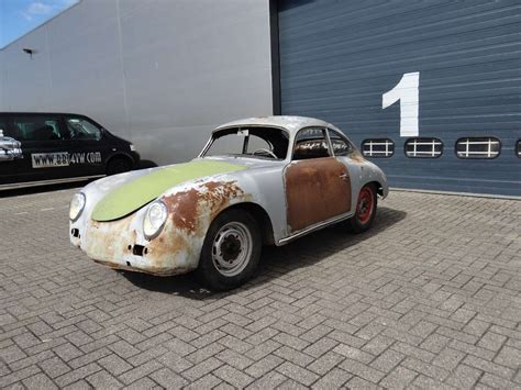 Project Porsche For Sale by Bbt Nv 187 For Sale 1957 Porsche 356 A Coupe