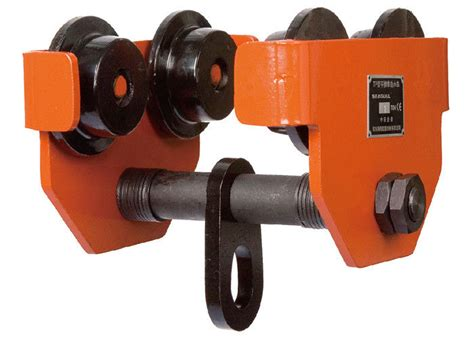 Chain Troli 5 Ton by Tp 0 5 Ton Steel Forged Electric Hoist Trolley Factory