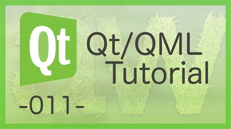 qt undo tutorial qt qml tutorial 011 signal slots teil 2 youtube