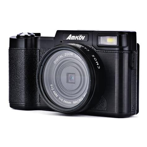 Lcd Kamera Olympus amkov 24mp digital kamera fhd 1080p tft 3 0 quot lcd zoom