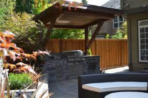 Backyard Bbq Oregon Outdoor Kitchen Traditional Patio Portland By All