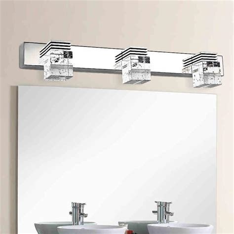 bathroom crystal light fixtures crystal bathroom light fixtures led 3w 6w 9w waterproof