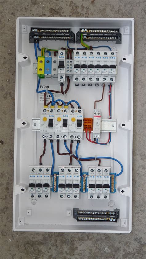 house electric board home wiring wikiwand
