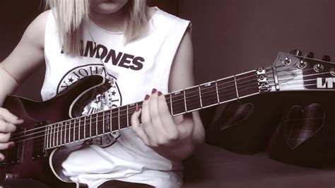 bullet for my guitars bullet for my your betrayal guitar cover by
