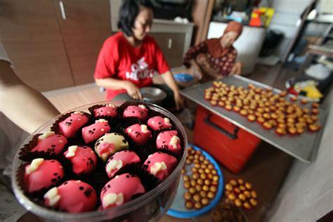 Mixer Untuk Usaha Rumahan Bisnis Kue Kering Di Medan Sumatera Utara Berita Daerah