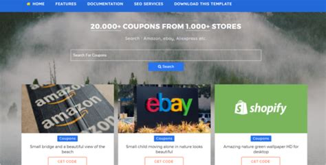blogger templates for coupons 65 free blog templates themes free templates