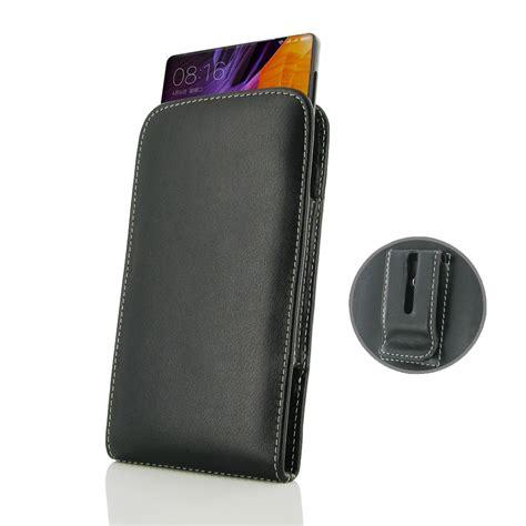 Wallet Xiaomi Mi Mix Premium Leather xiaomi mi mix pouch with belt clip pdair sleeve