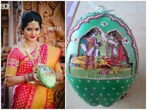 How to Decorate Coconut for Indian Wedding   OneHowto