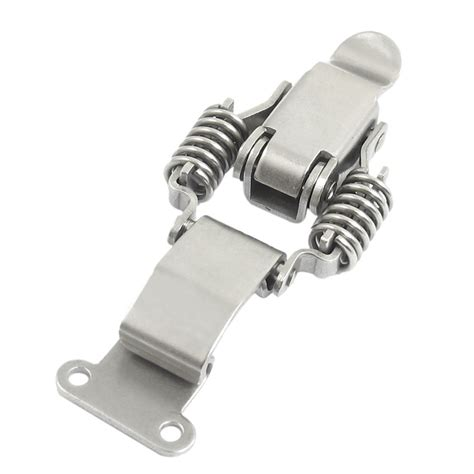 spring loaded latch compression spring loaded stainless steel toggle latch catches