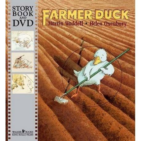 farmer duck book dvd english wooks