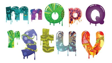 free printable monster alphabet letters 227 best alphabet images on pinterest alpha bet