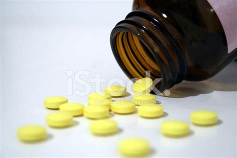 And Yellow Capsule Pill Detox by Drugs Yellow Pills Stock Photos Freeimages