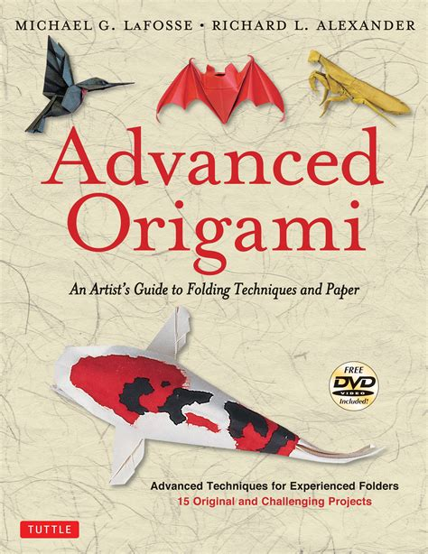 Advanced Origami Book - advanced origami newsouth books