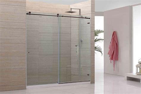 shower glass sliding doors sliding glass doors dulles glass