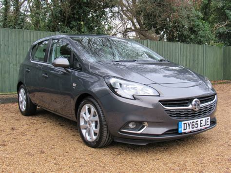vauxhall grey used grey vauxhall corsa for sale dorset