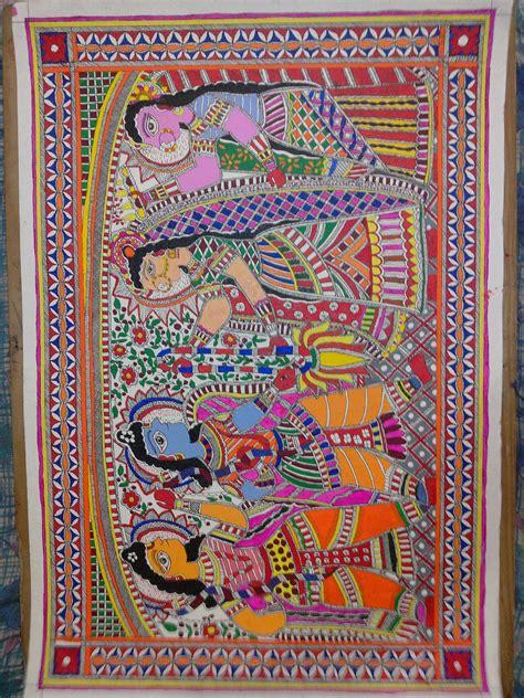 Home Decor Wholesale India madhubani painting in india shopclues online
